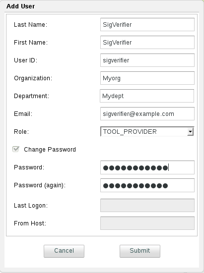 APK Signature Verifier Installation